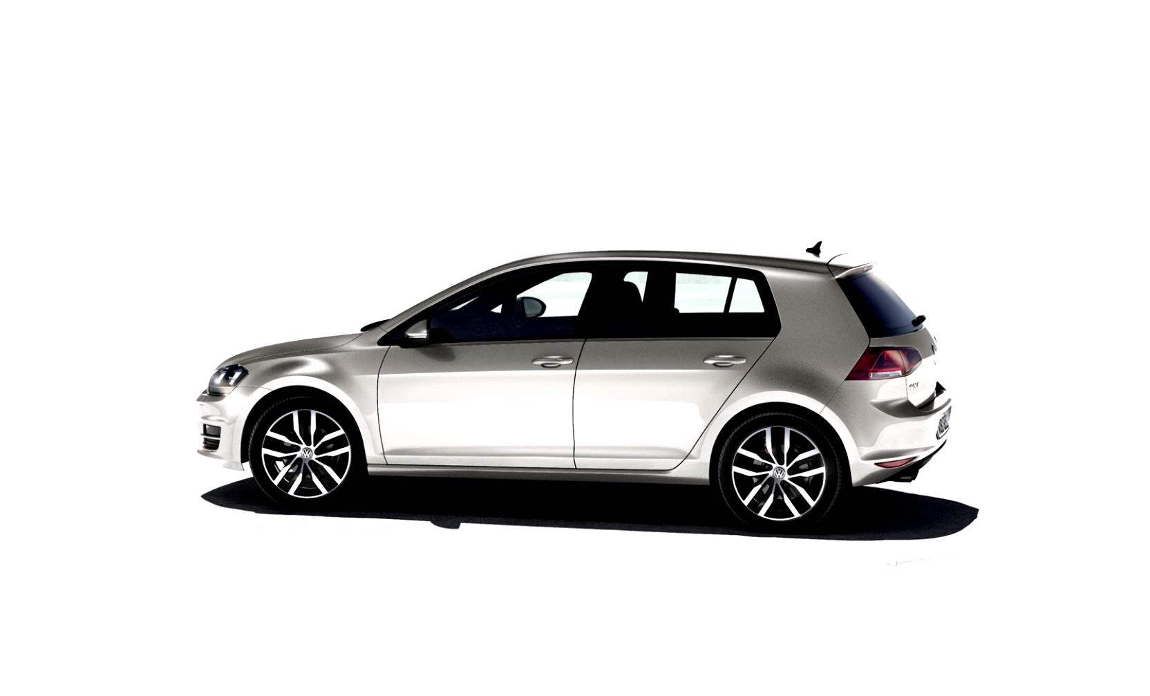 Volkswagen Golf VII 5 Doors 2012 #7