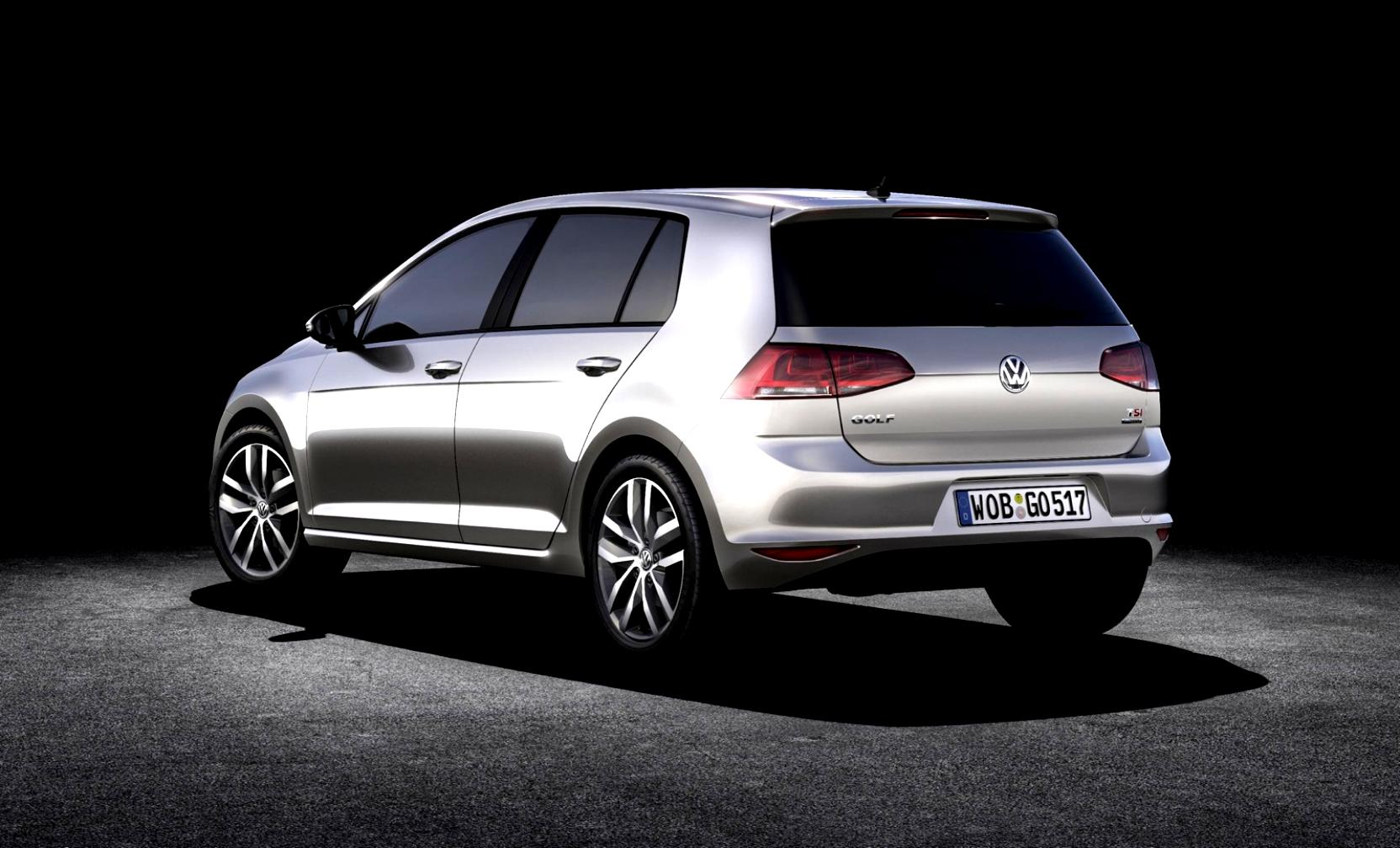 Volkswagen Golf VII 5 Doors 2012 #8