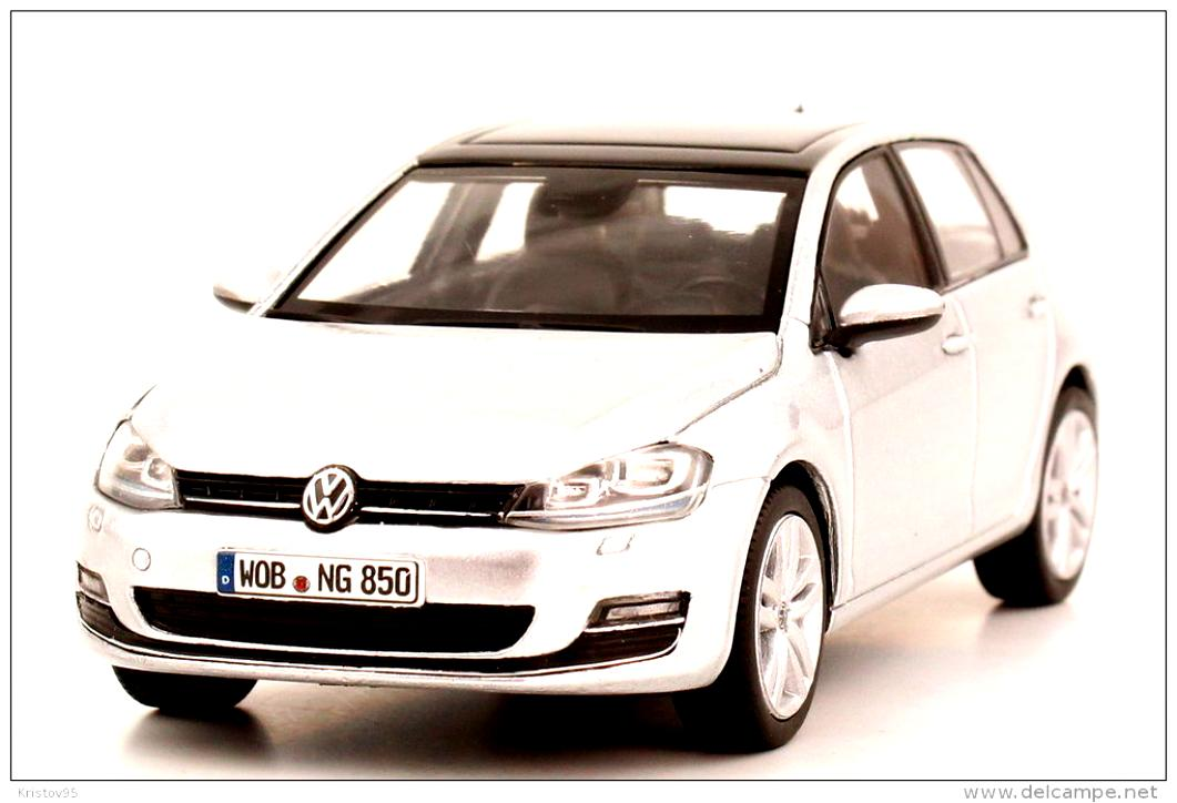 Volkswagen Golf VII 5 Doors 2012 #102