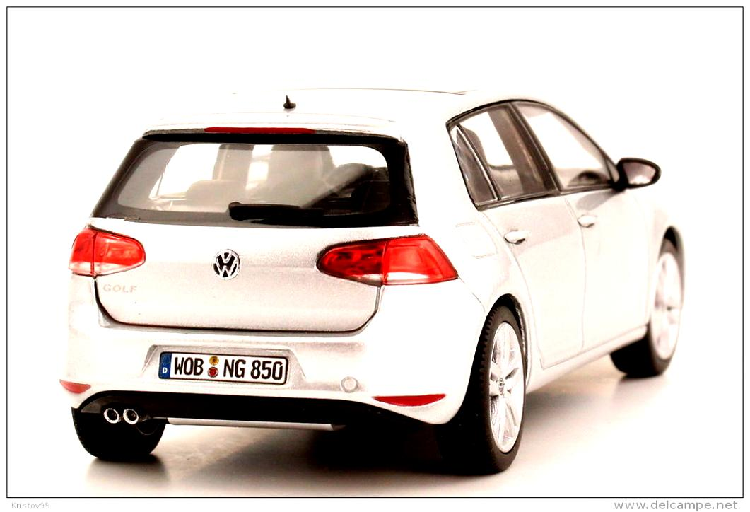Volkswagen Golf VII 5 Doors 2012 #104
