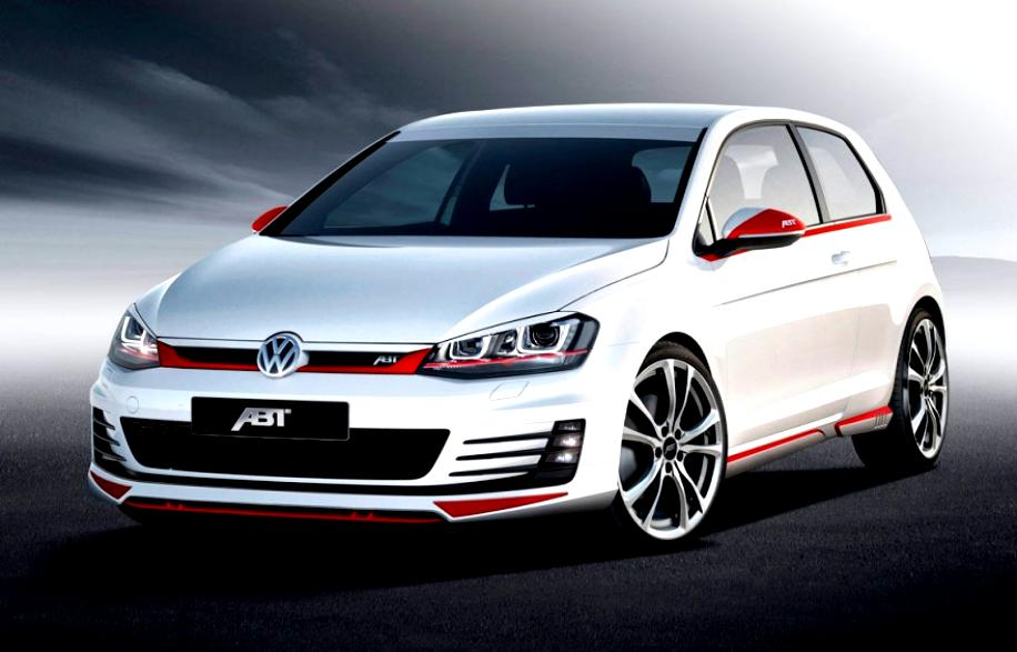Volkswagen Golf VII 5 Doors 2012 #106