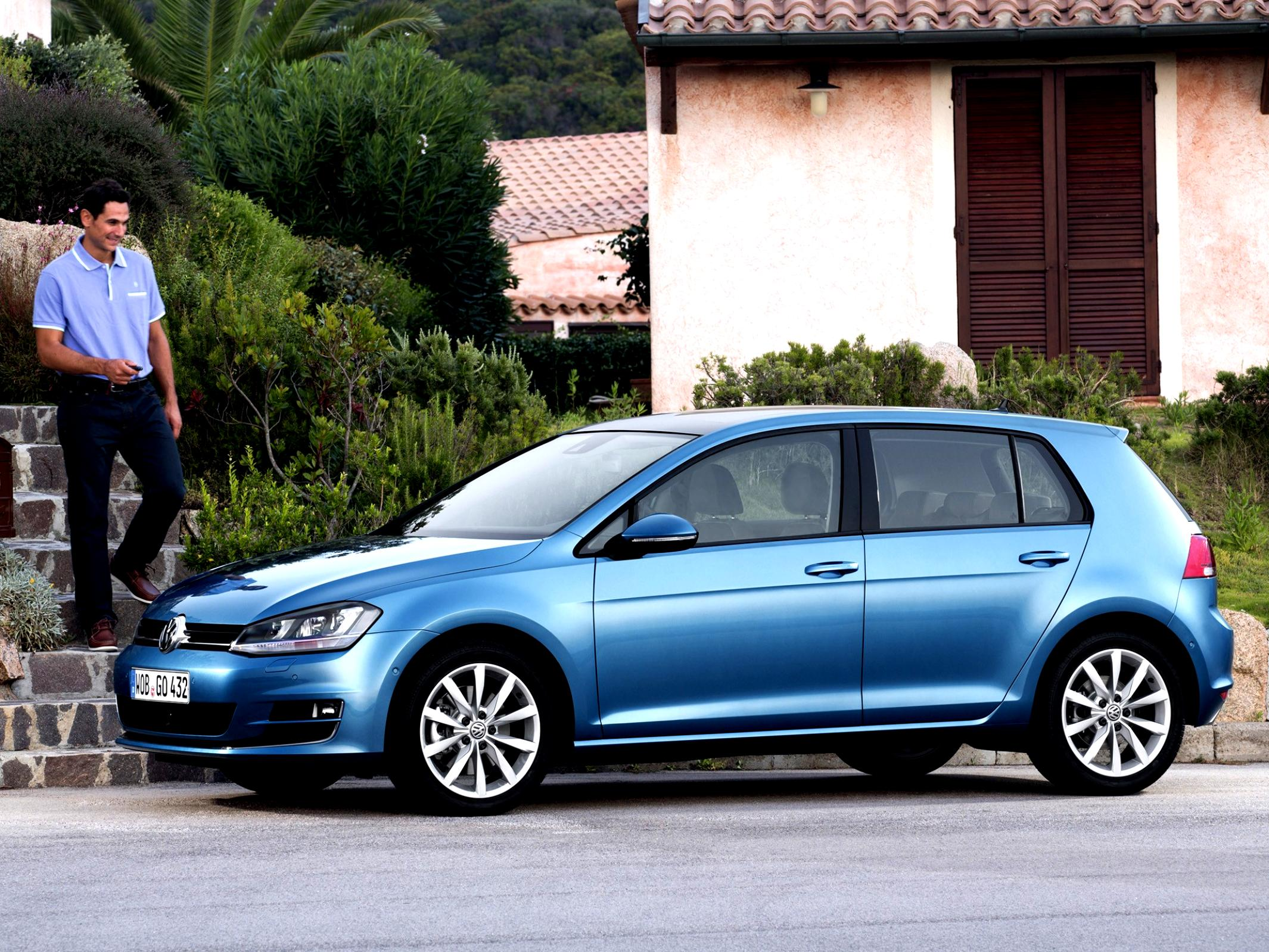 Volkswagen Golf VII 5 Doors 2012 #13