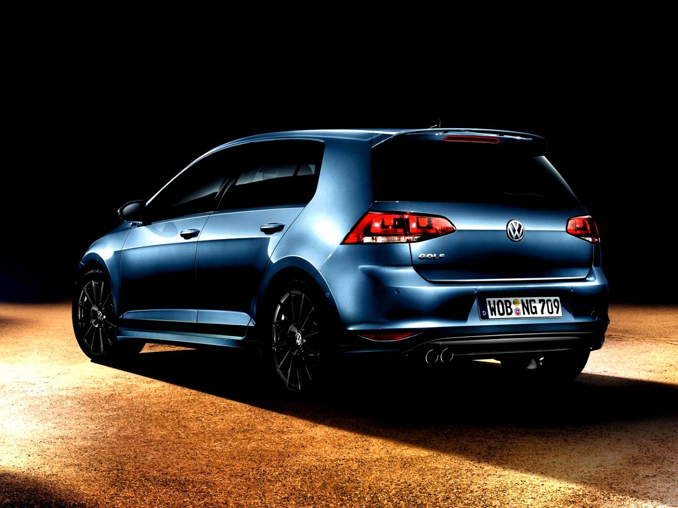 Volkswagen Golf VII 5 Doors 2012 #18
