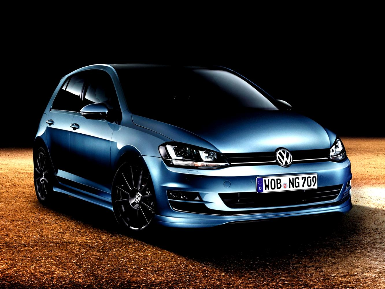 Volkswagen Golf VII 5 Doors 2012 #19