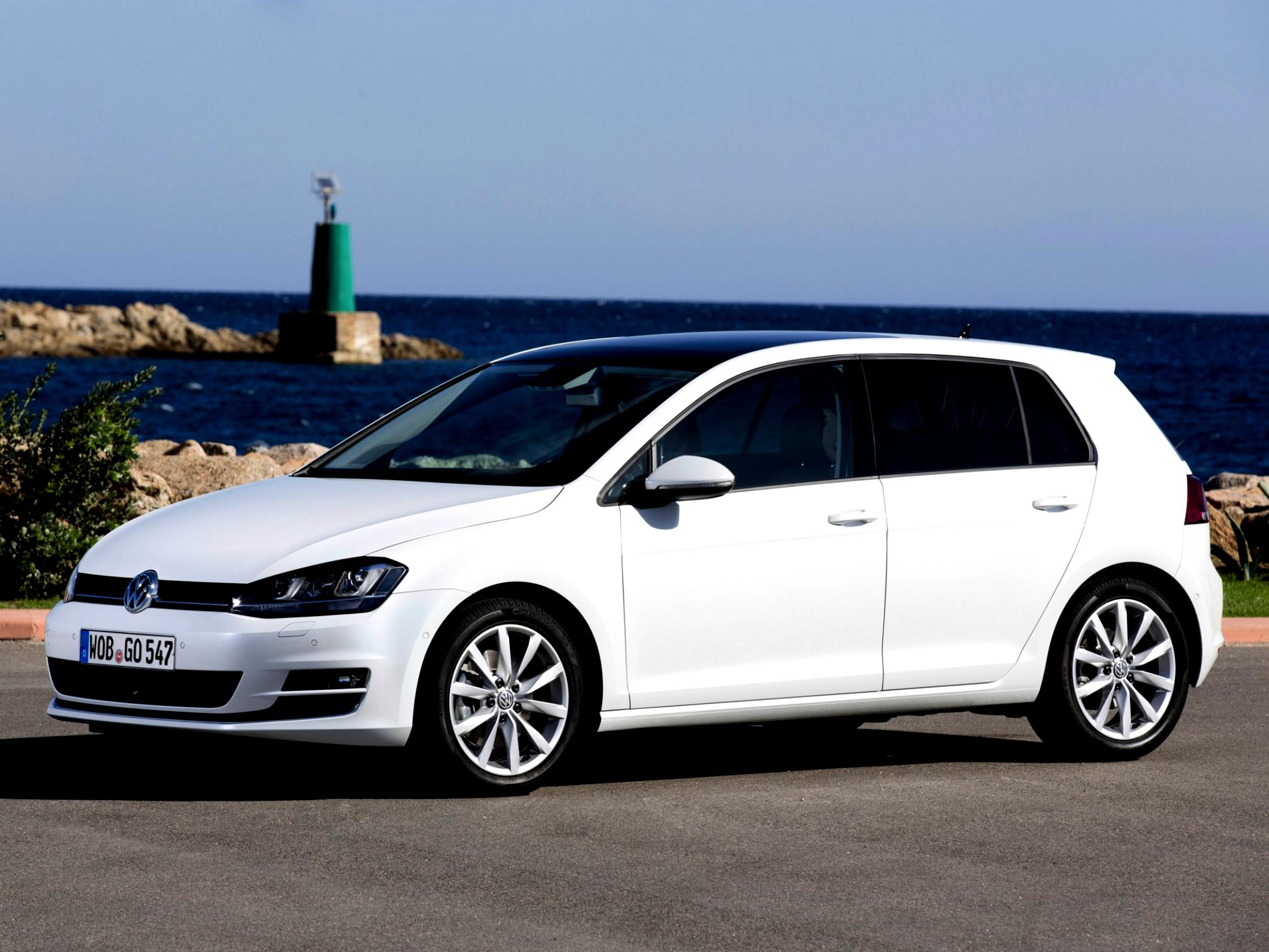 Volkswagen Golf VII 5 Doors 2012 #20