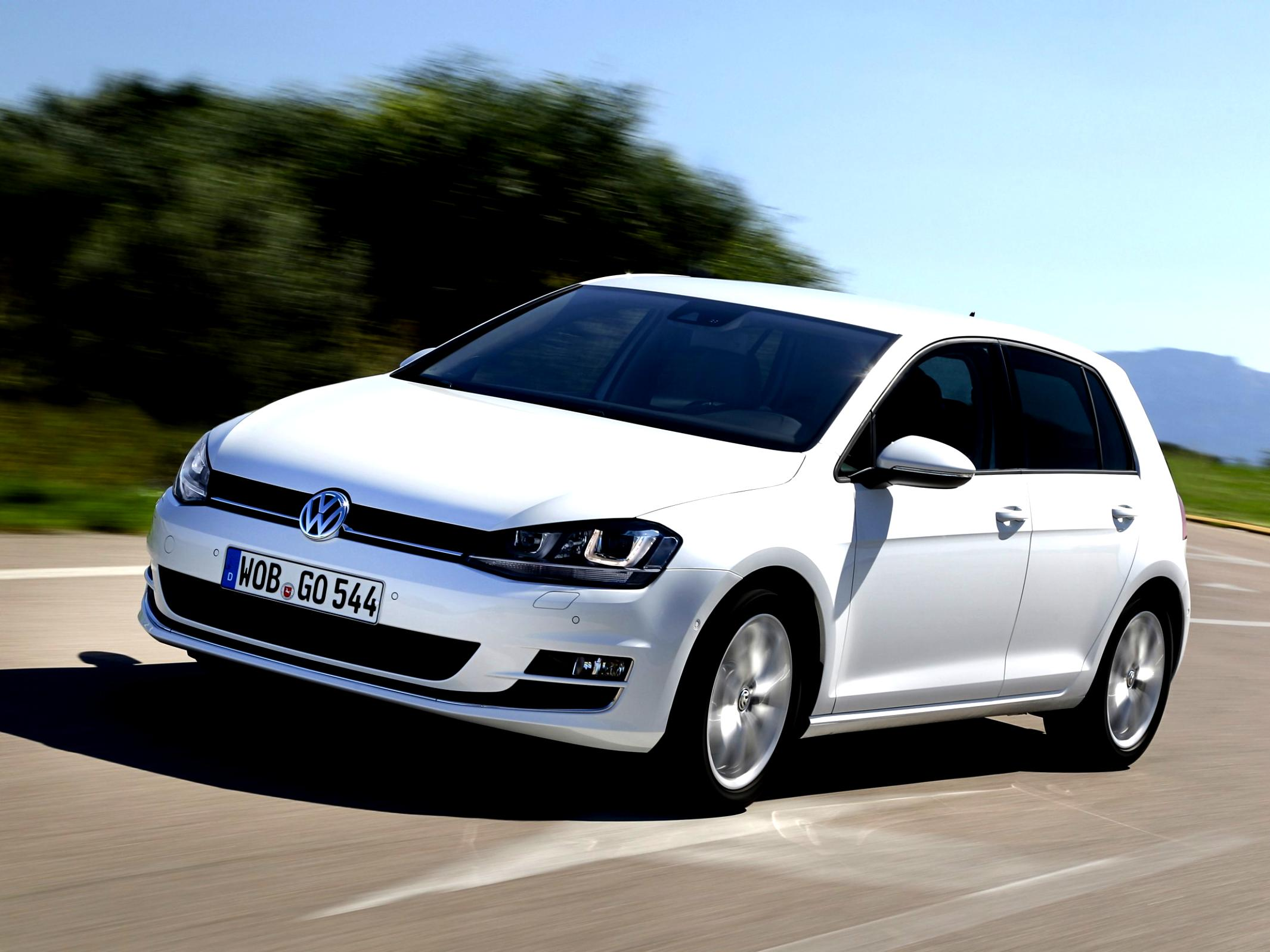 Volkswagen Golf VII 5 Doors 2012 #21