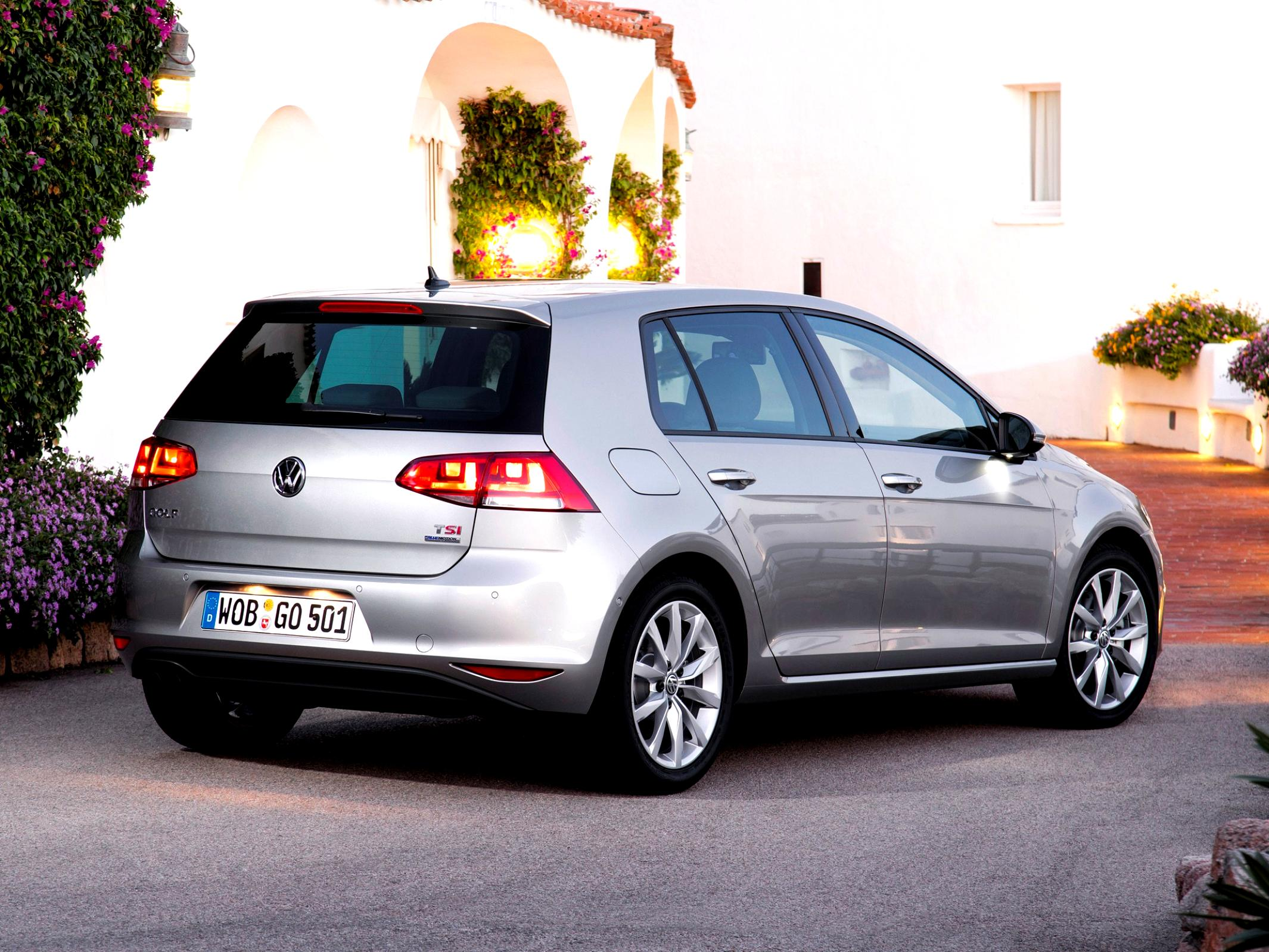Volkswagen Golf VII 5 Doors 2012 #23