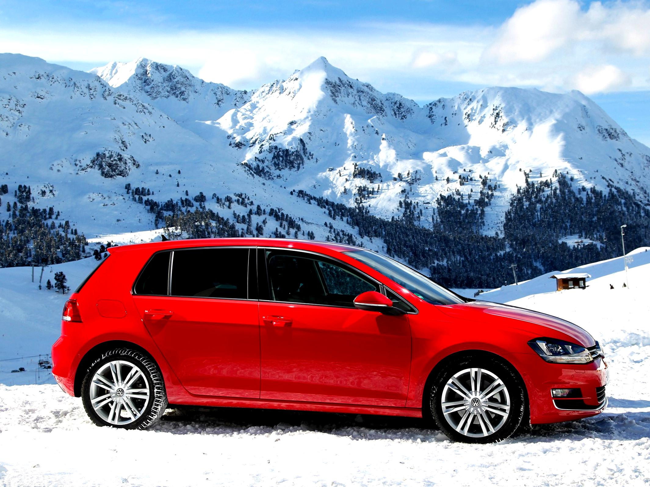 Volkswagen Golf VII 5 Doors 2012 #25