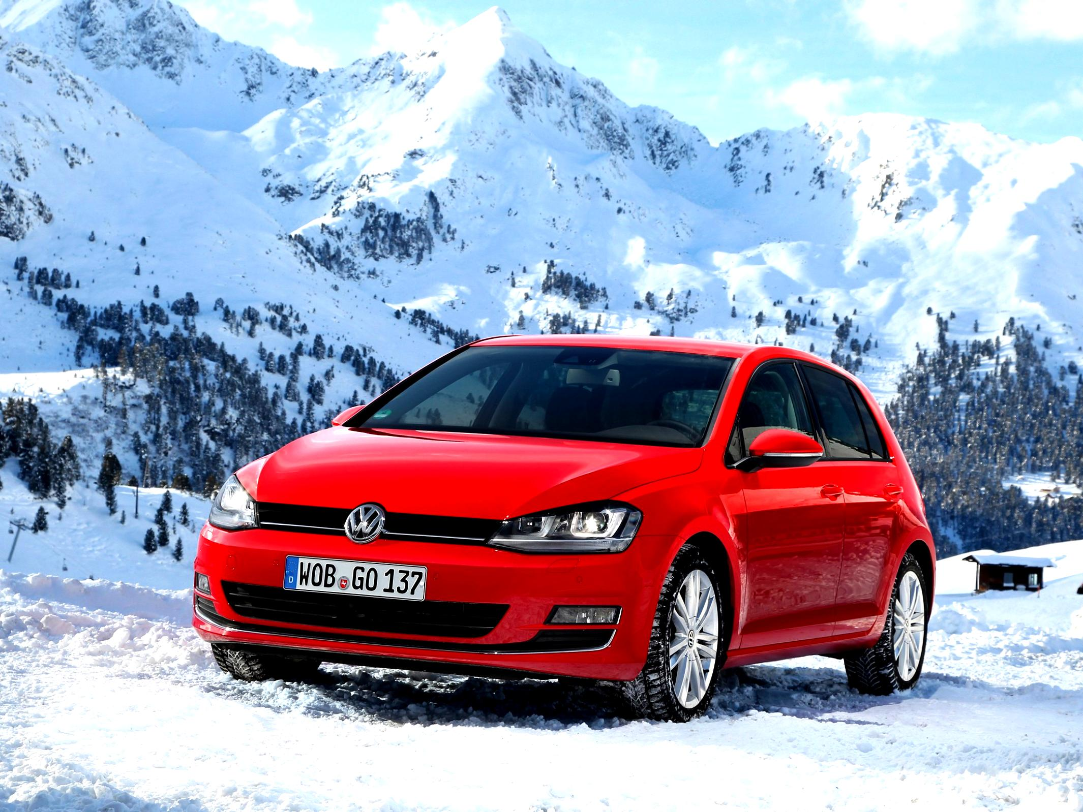 Volkswagen Golf VII 5 Doors 2012 #26