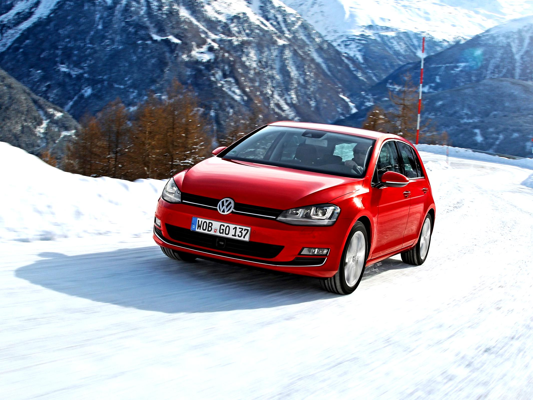 Volkswagen Golf VII 5 Doors 2012 #30