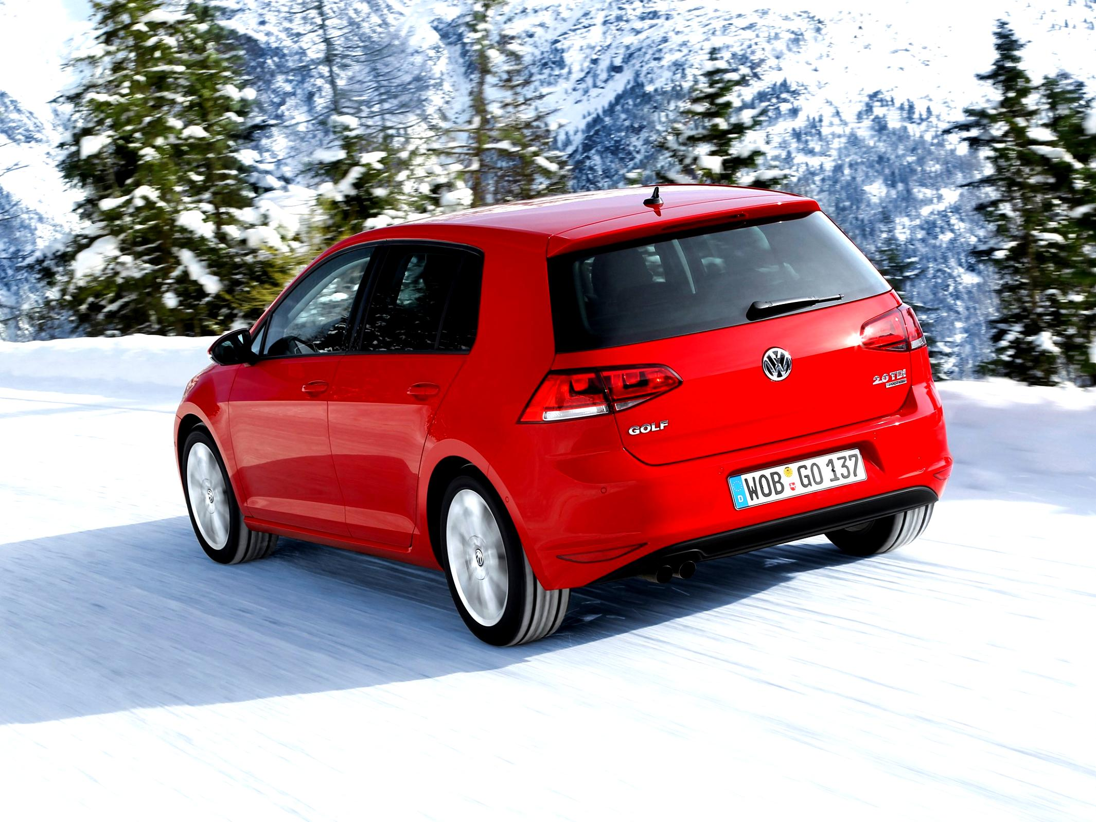 Volkswagen Golf VII 5 Doors 2012 #33
