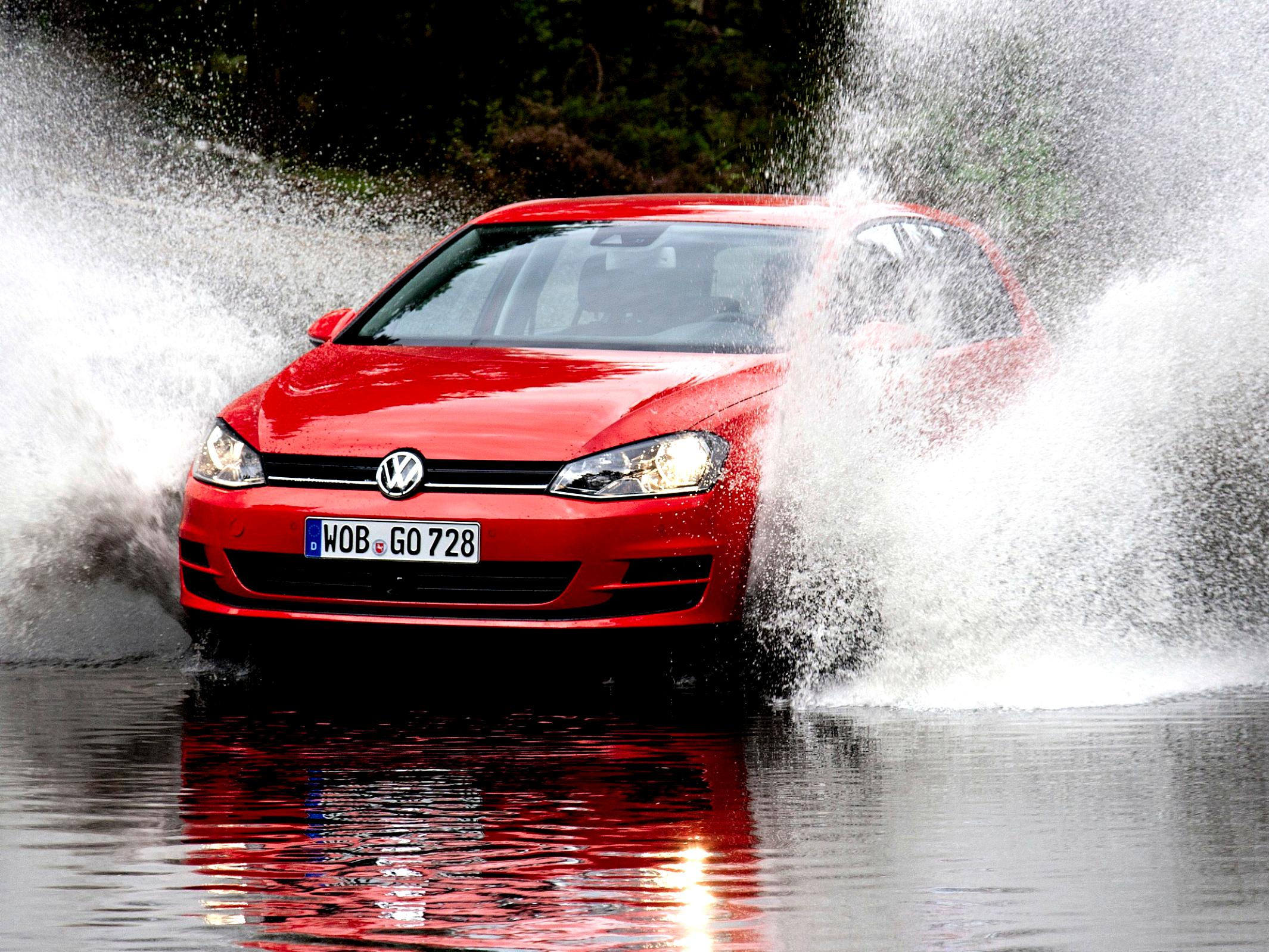 Volkswagen Golf VII 5 Doors 2012 #38