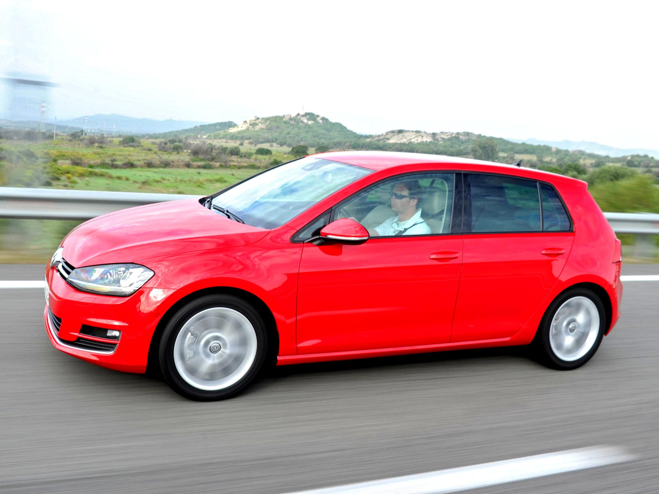 Volkswagen Golf VII 5 Doors 2012 #44