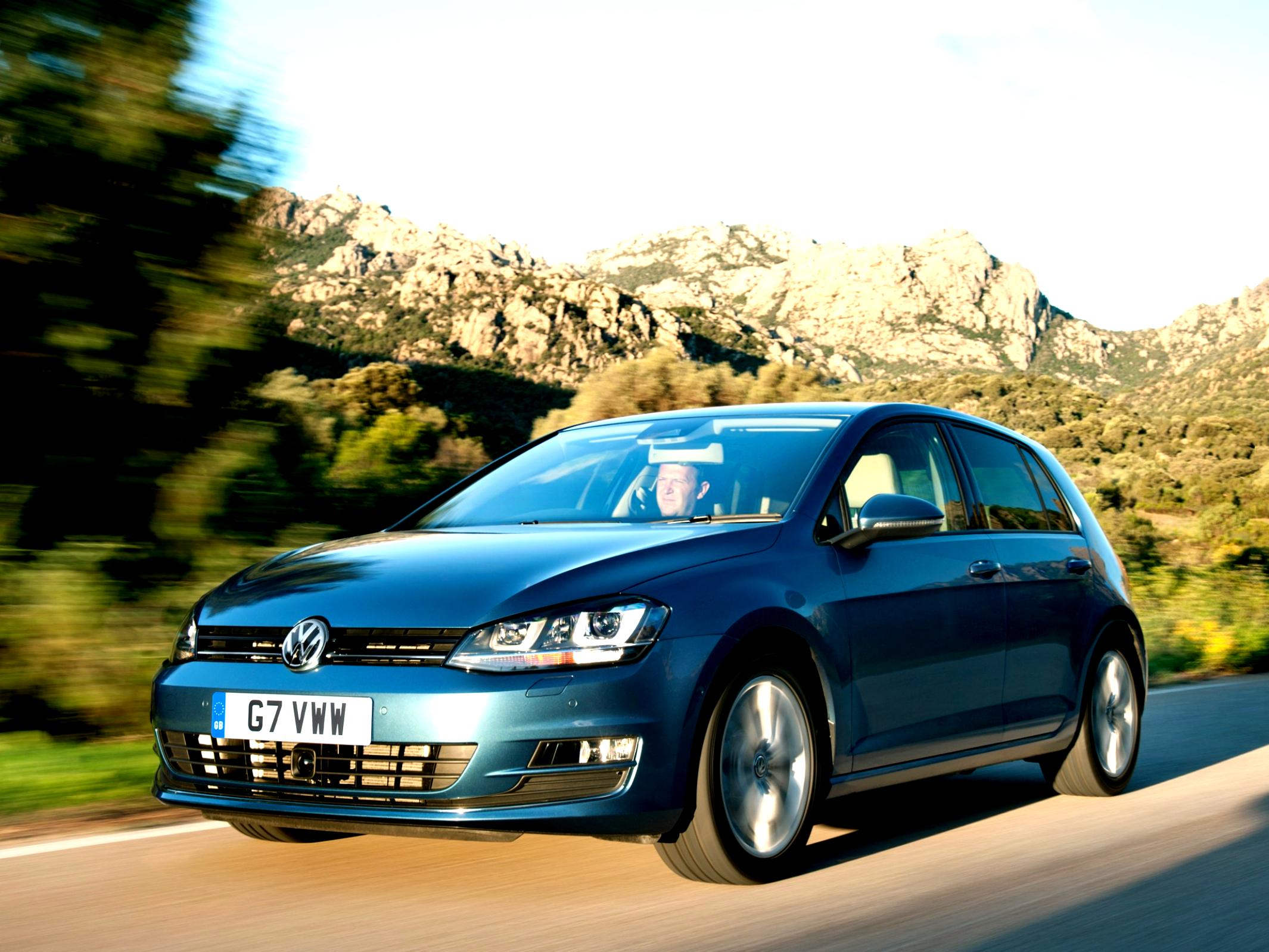 Volkswagen Golf VII 5 Doors 2012 #47