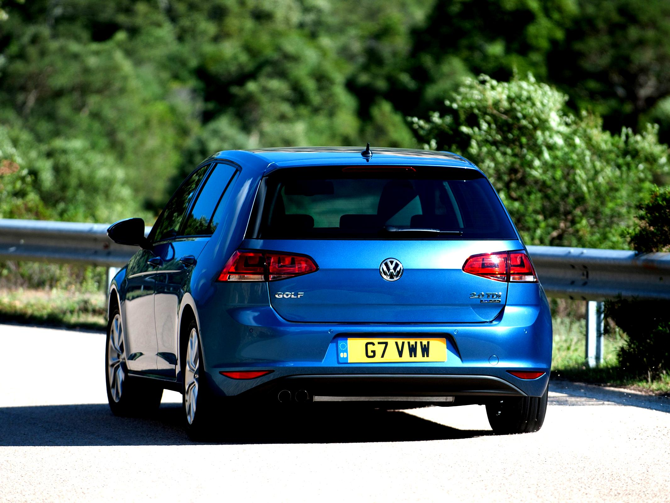 Volkswagen Golf VII 5 Doors 2012 #48