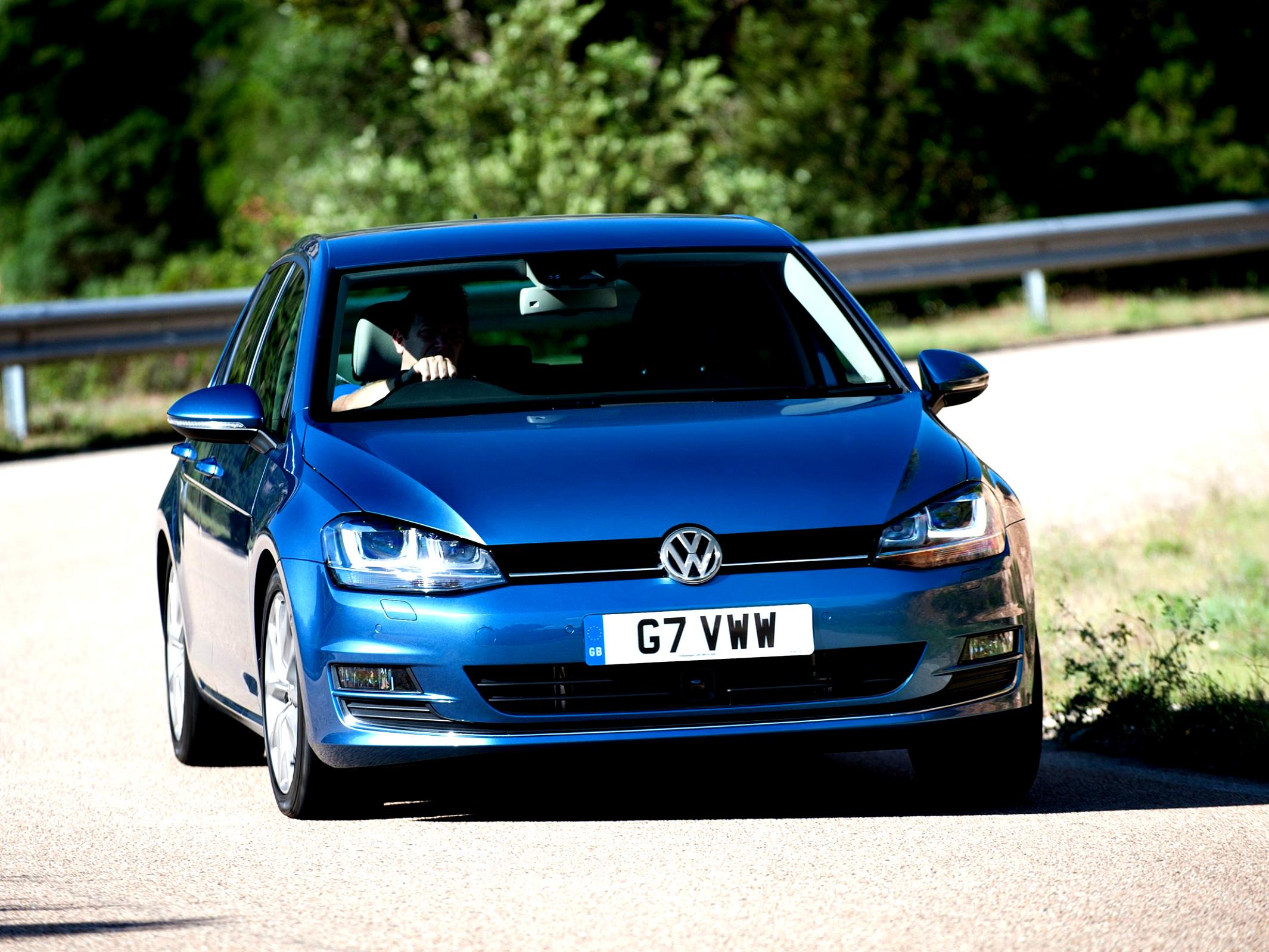 Volkswagen Golf VII 5 Doors 2012 #50