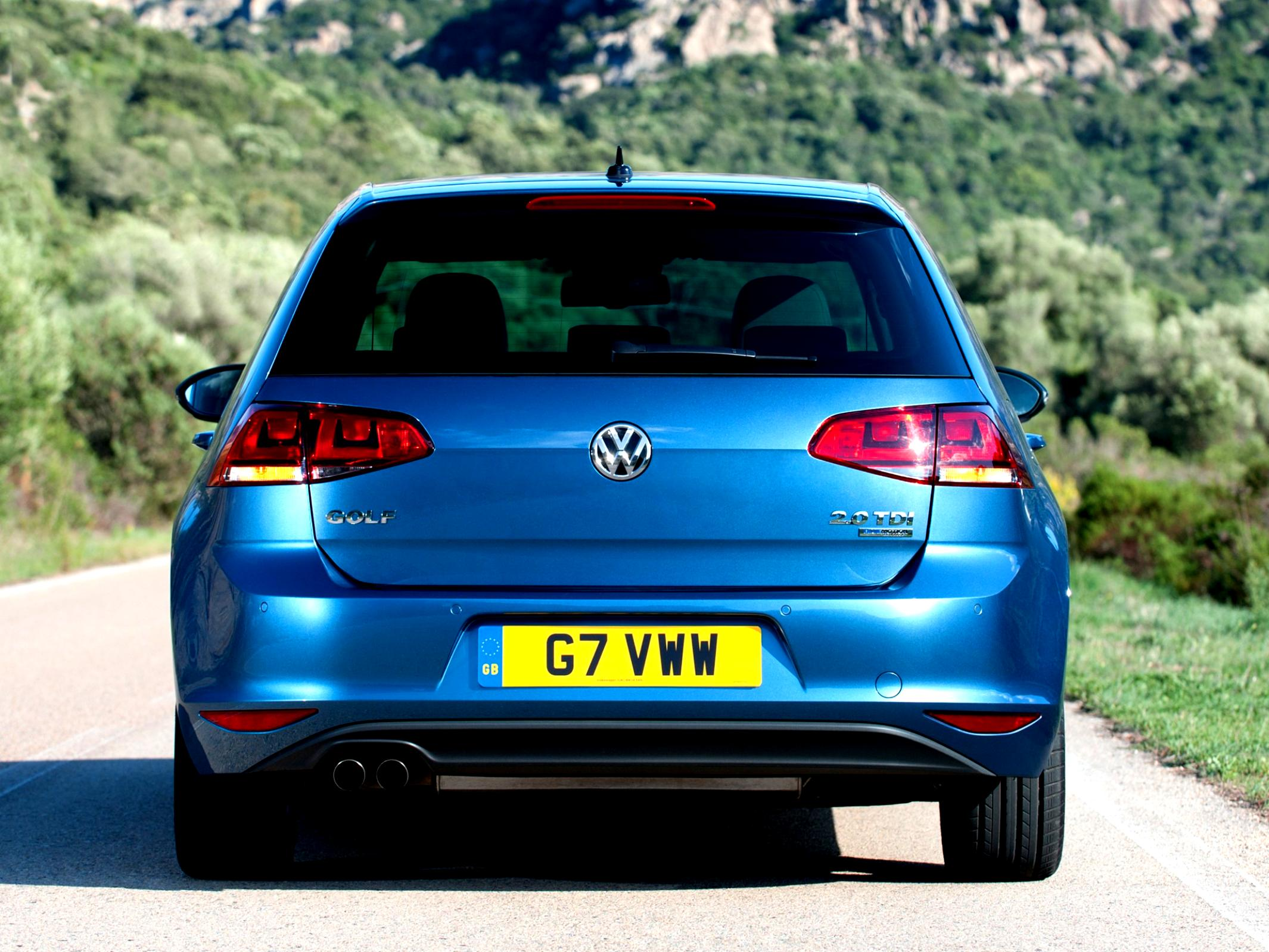 Volkswagen Golf VII 5 Doors 2012 #53