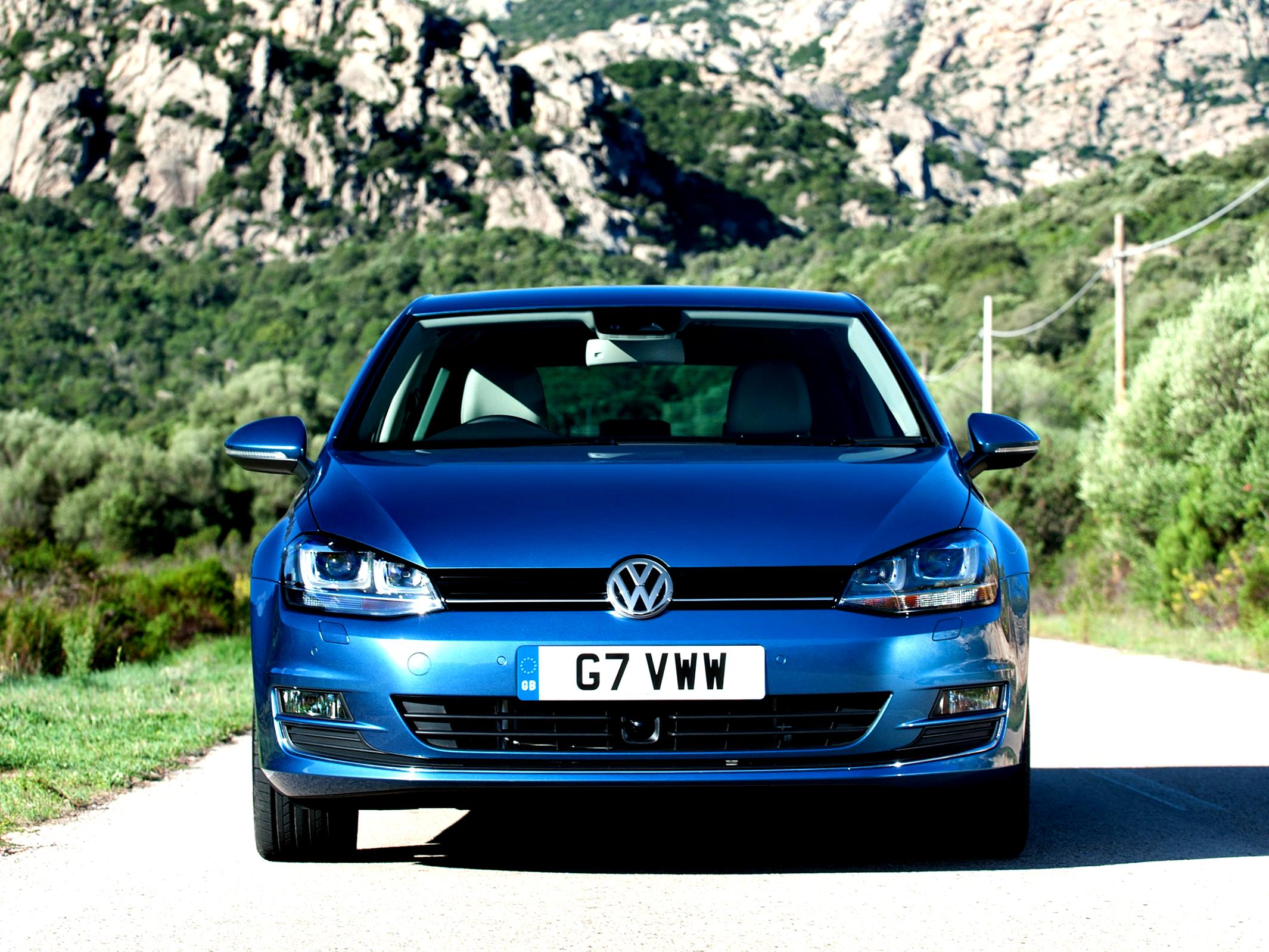 Volkswagen Golf VII 5 Doors 2012 #54