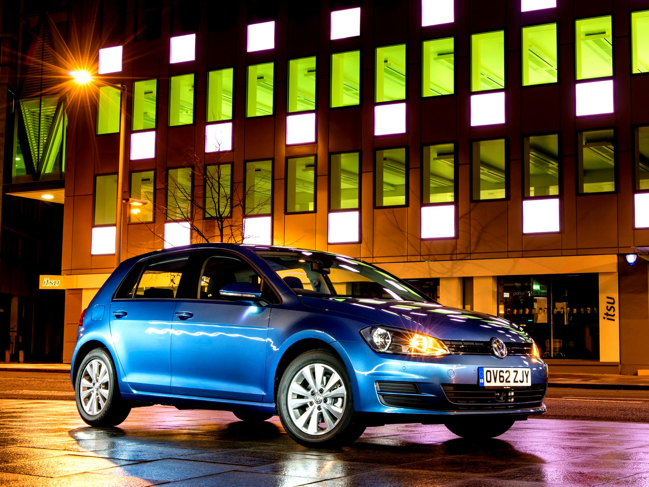 Volkswagen Golf VII 5 Doors 2012 #58