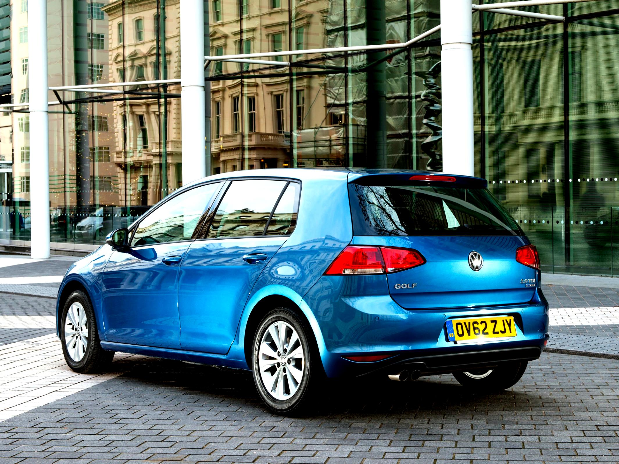 Volkswagen Golf VII 5 Doors 2012 #61