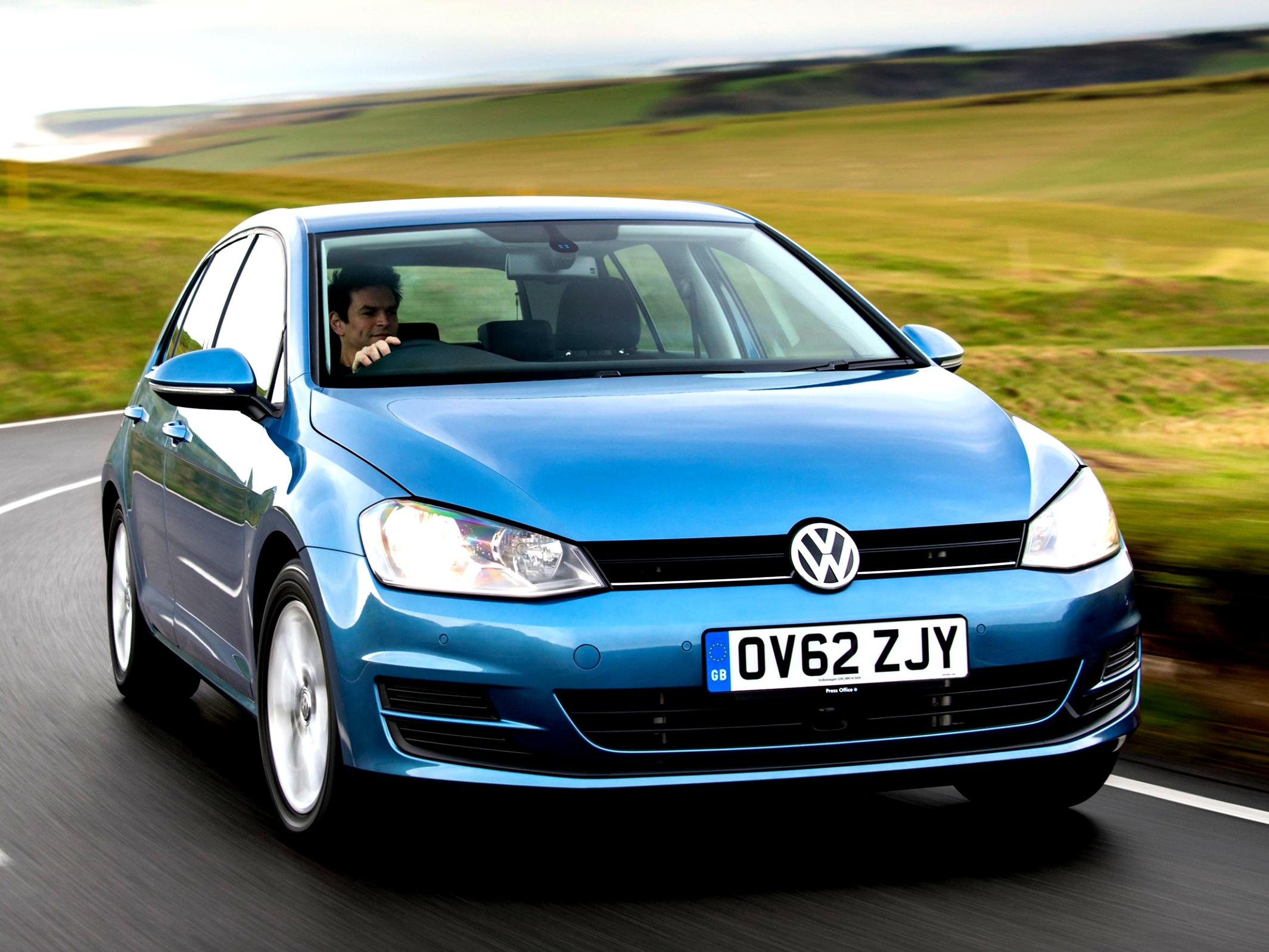 Volkswagen Golf VII 5 Doors 2012 #62