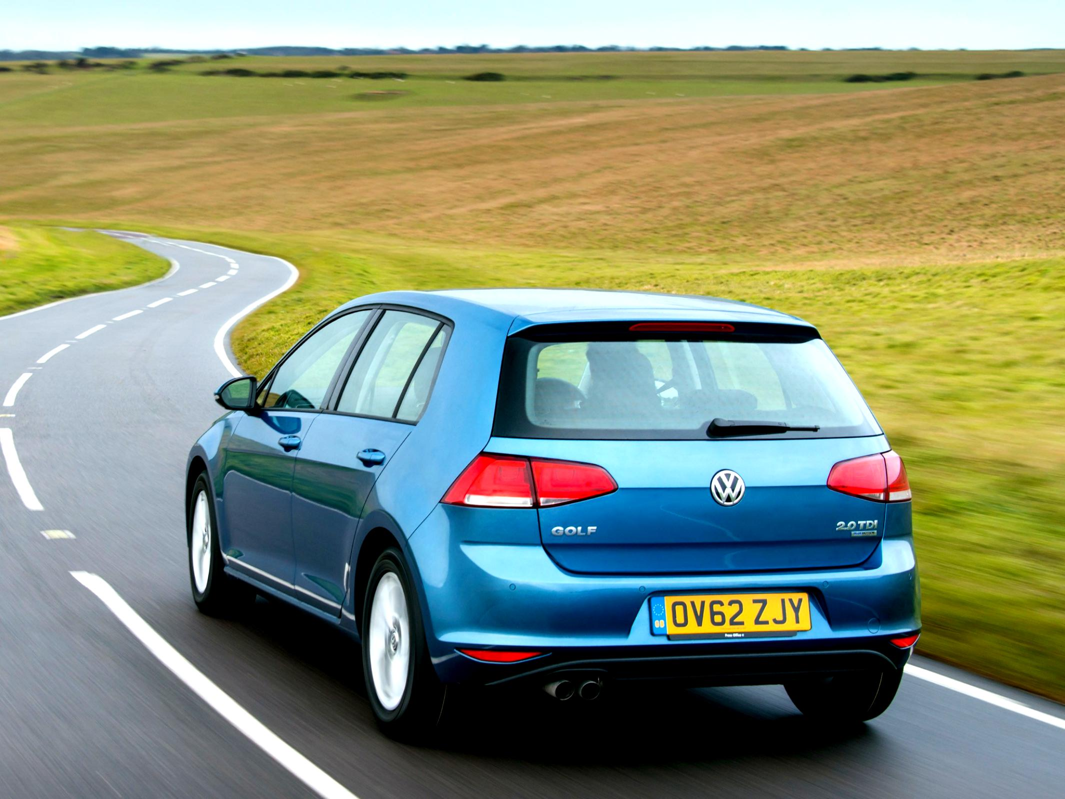 Volkswagen Golf VII 5 Doors 2012 #63
