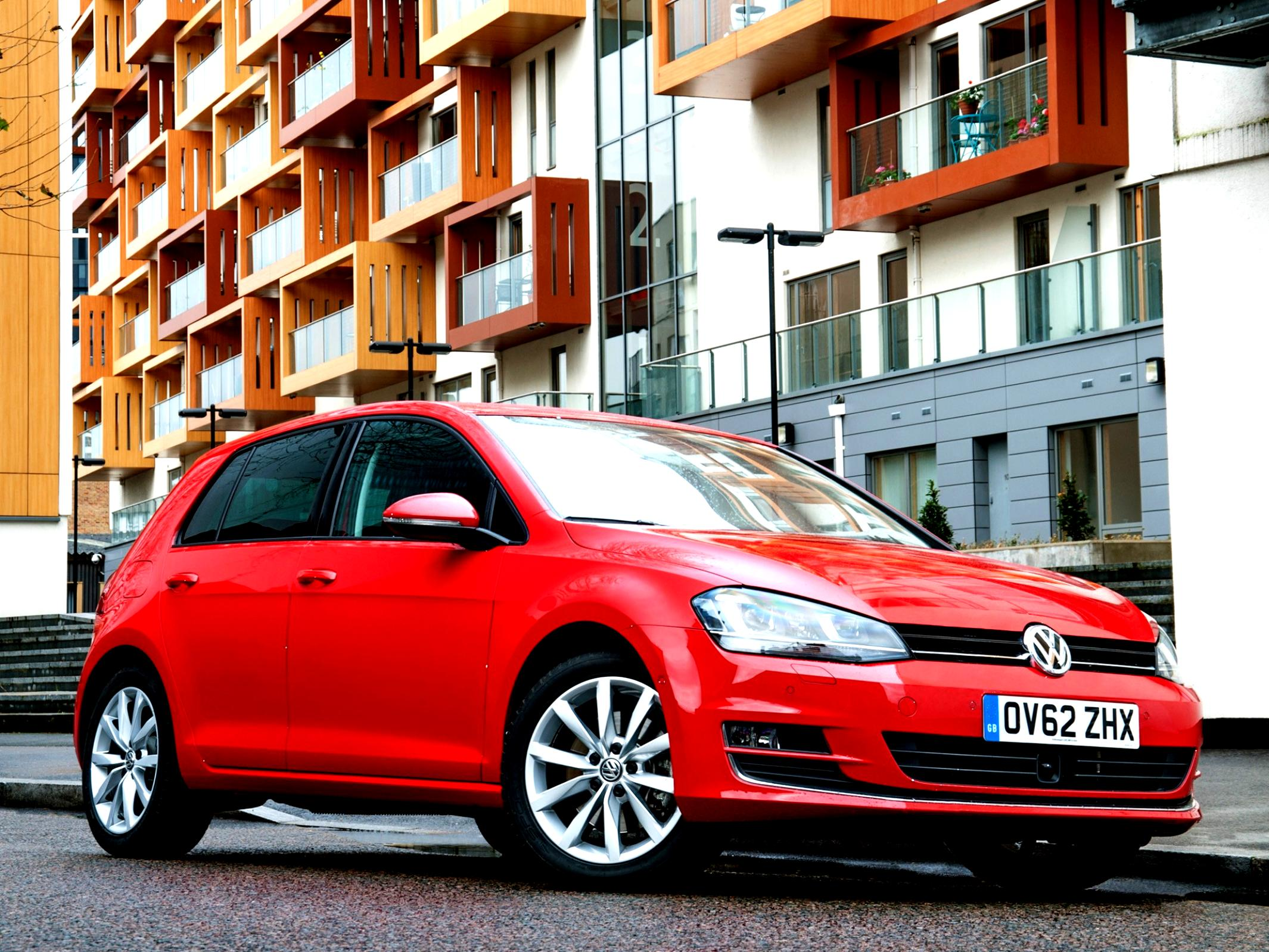 Volkswagen Golf VII 5 Doors 2012 #66