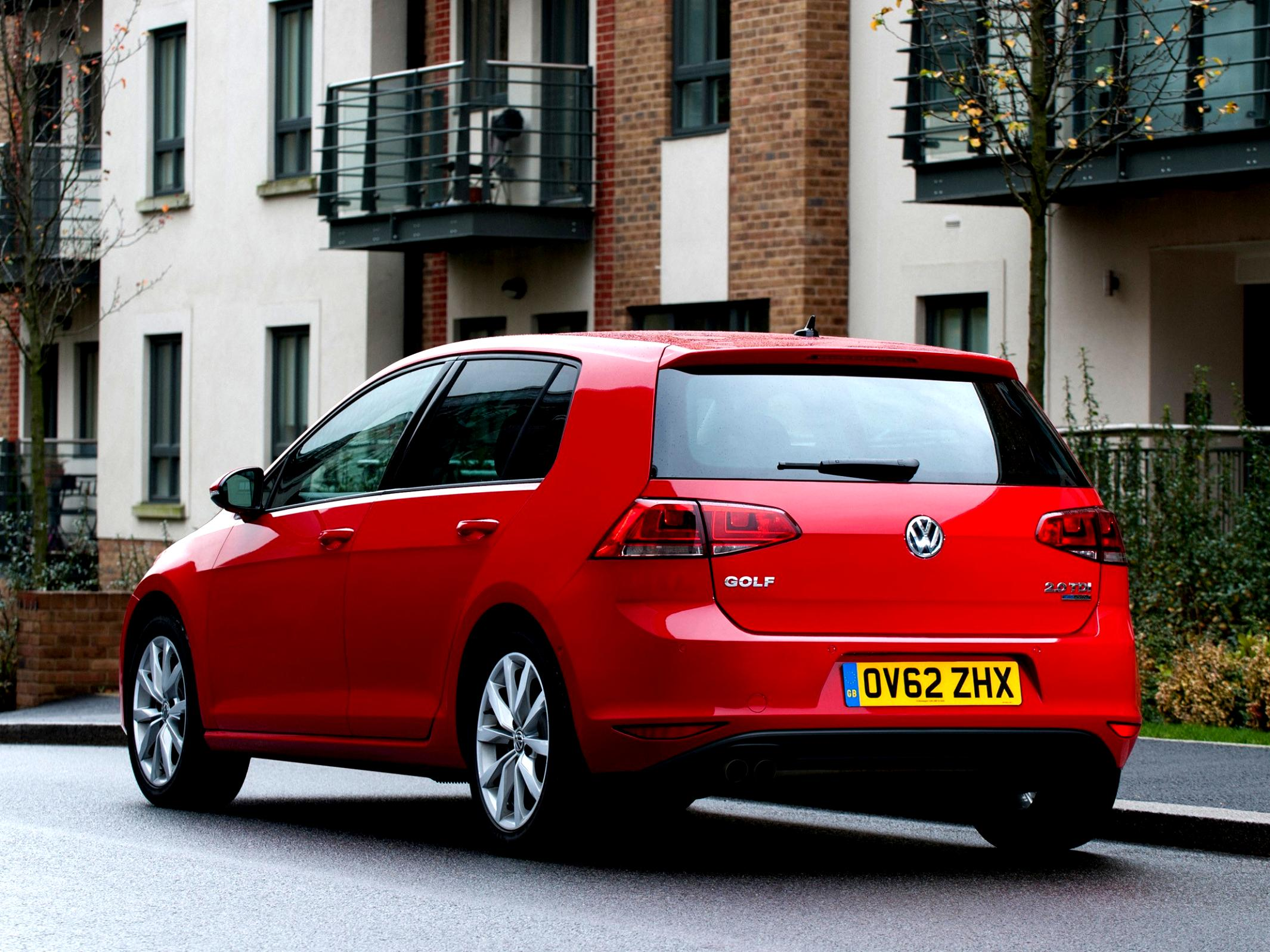 Volkswagen Golf VII 5 Doors 2012 #67