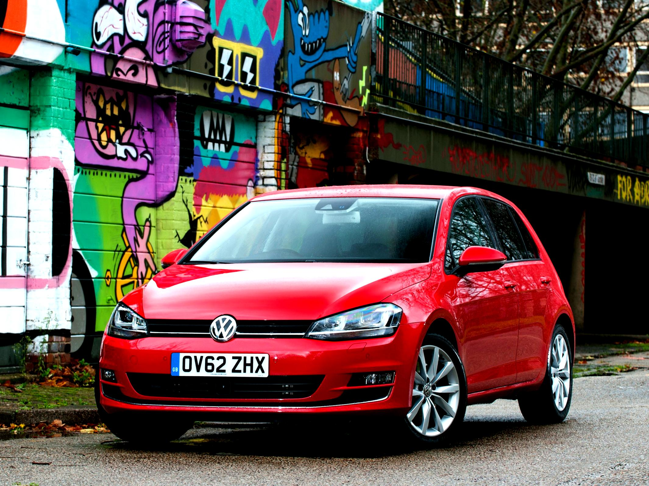 Volkswagen Golf VII 5 Doors 2012 #68