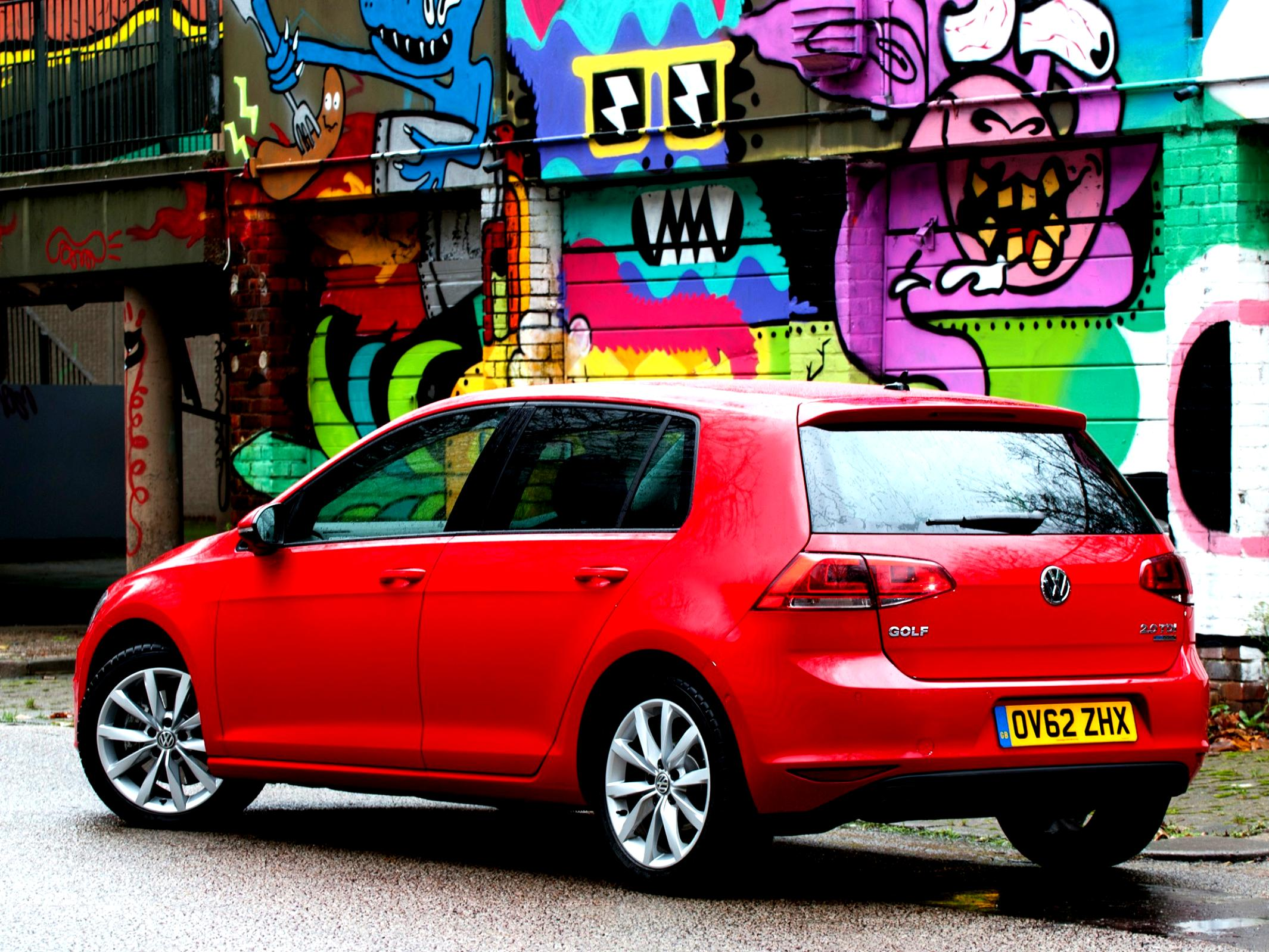 Volkswagen Golf VII 5 Doors 2012 #69