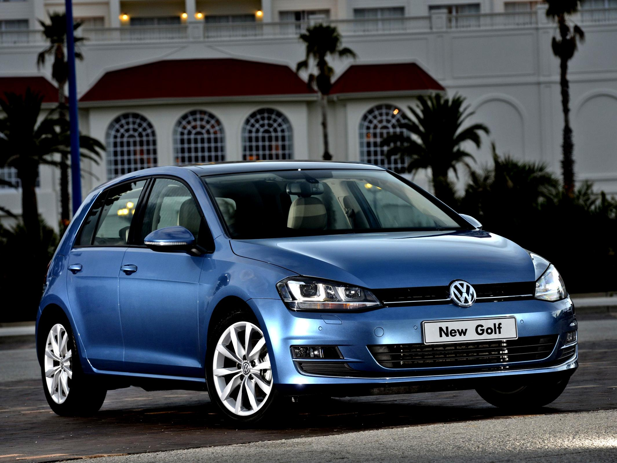 Volkswagen Golf VII 5 Doors 2012 #70
