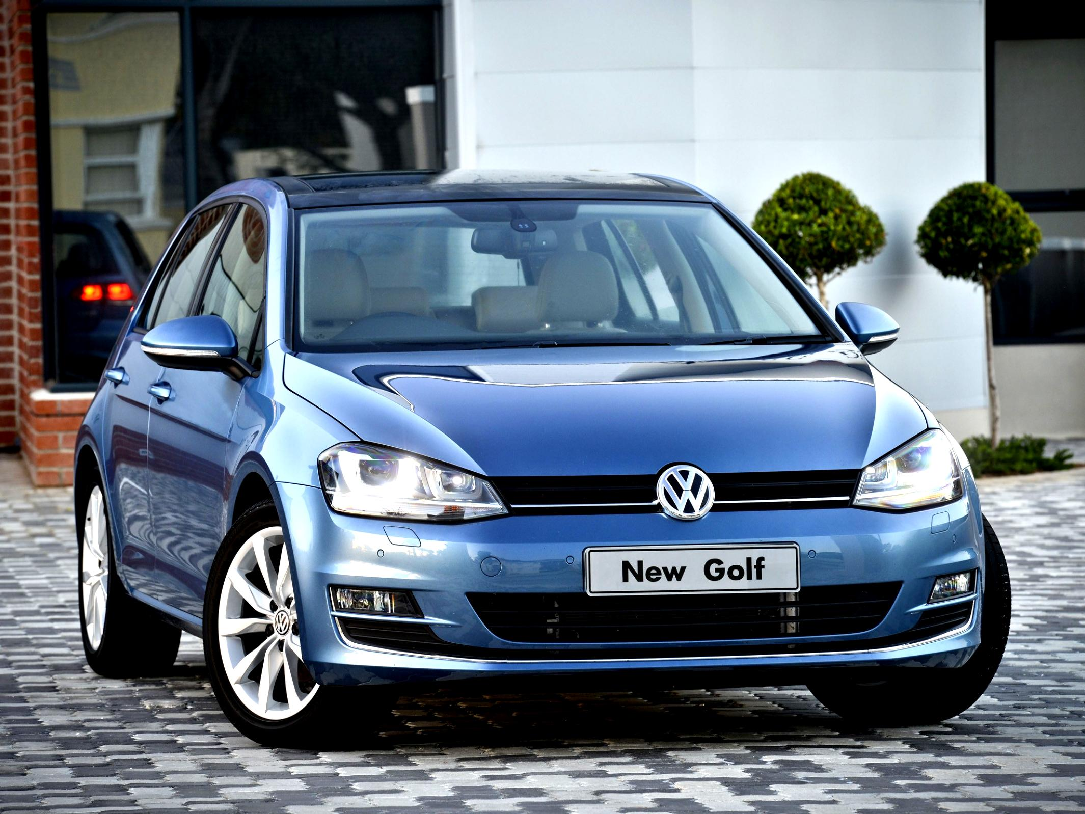 Volkswagen Golf VII 5 Doors 2012 #71