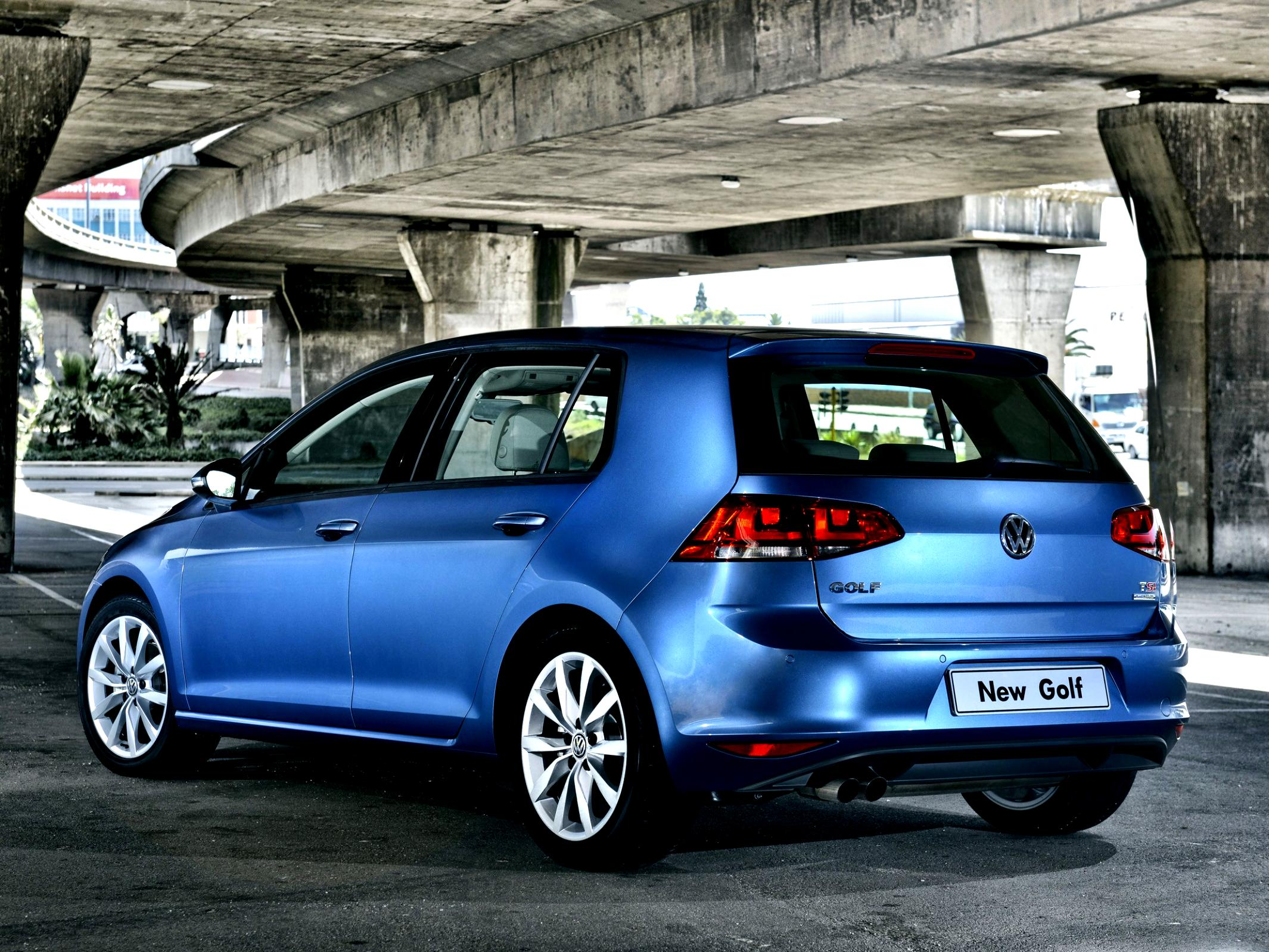 Volkswagen Golf VII 5 Doors 2012 #72