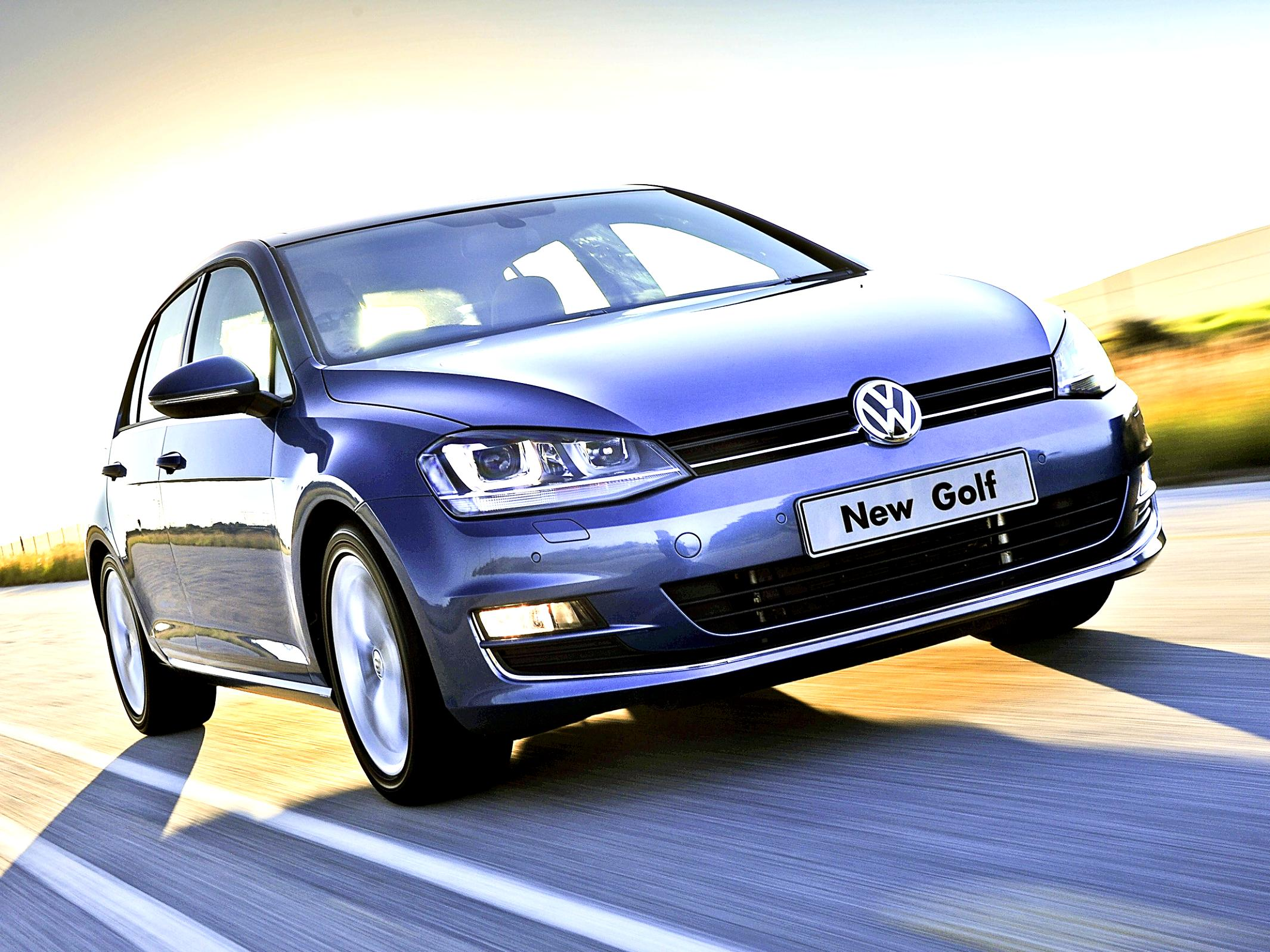 Volkswagen Golf VII 5 Doors 2012 #75
