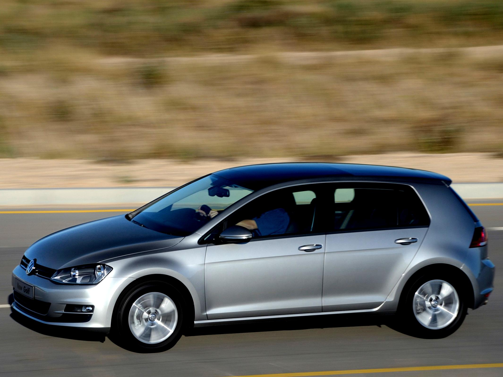 Volkswagen Golf VII 5 Doors 2012 #80