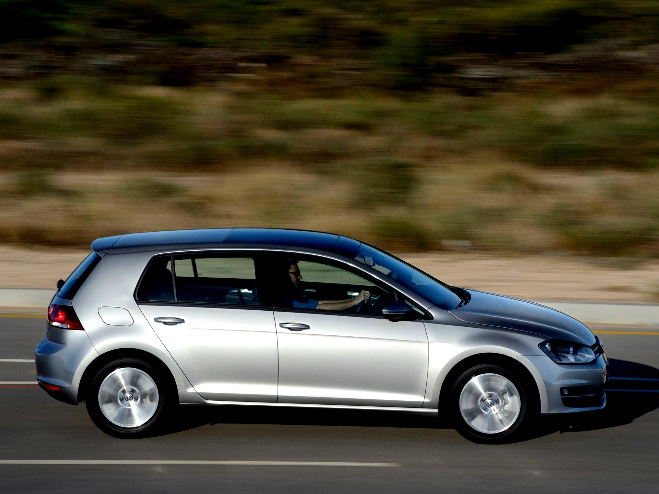 Volkswagen Golf VII 5 Doors 2012 #81
