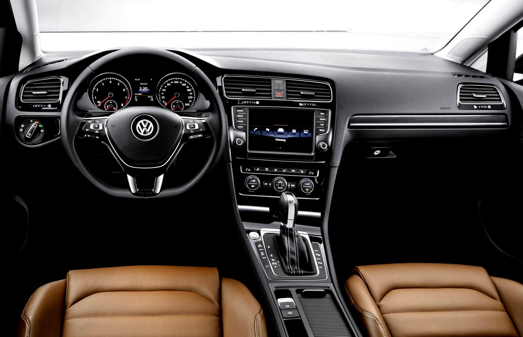 Volkswagen Golf VII 5 Doors 2012 #85
