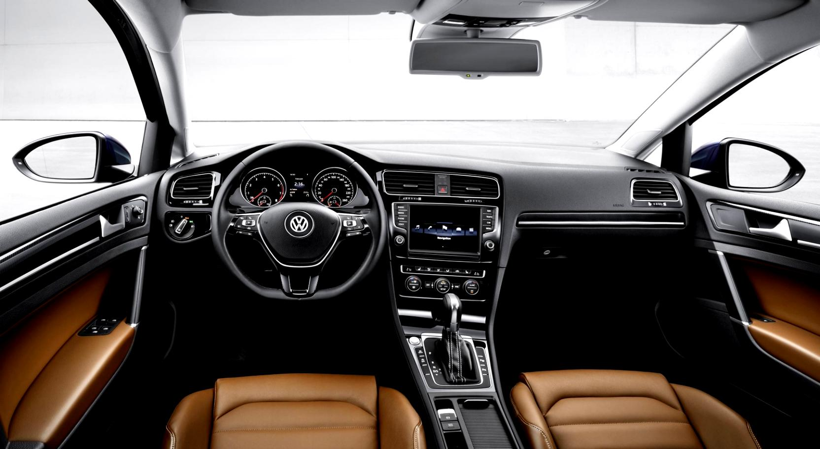Volkswagen Golf VII 5 Doors 2012 #86