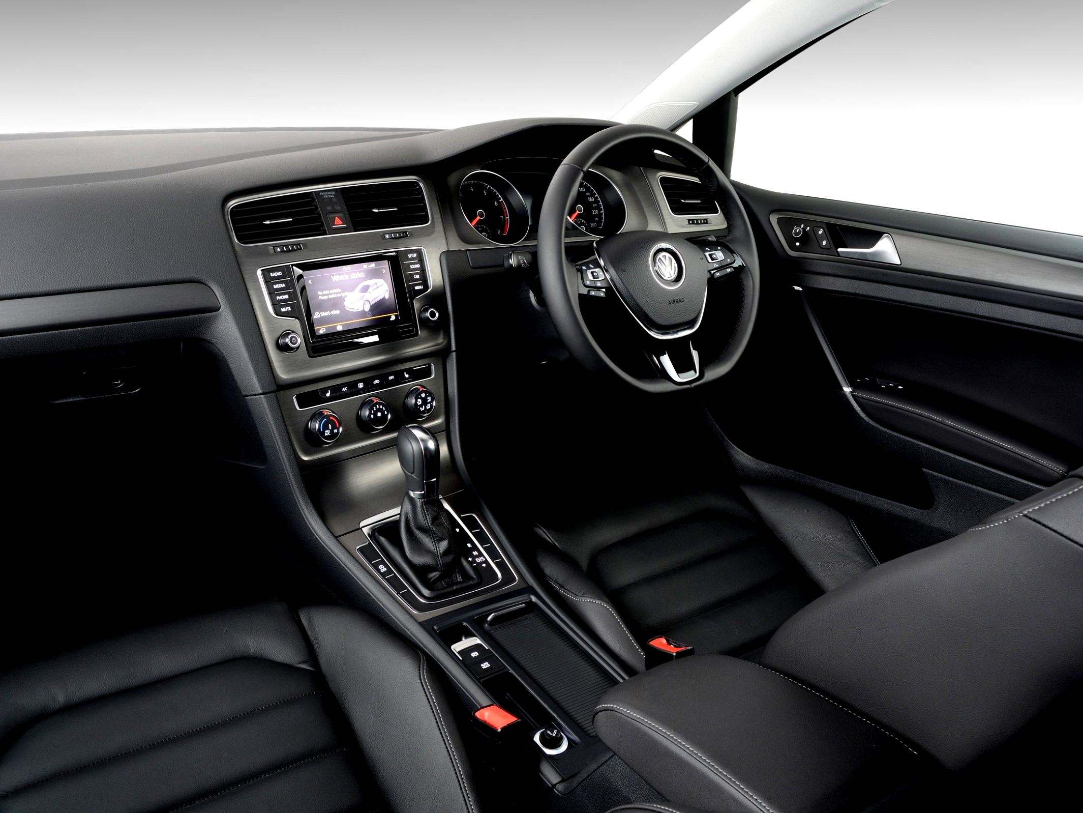 Volkswagen Golf VII 5 Doors 2012 #97