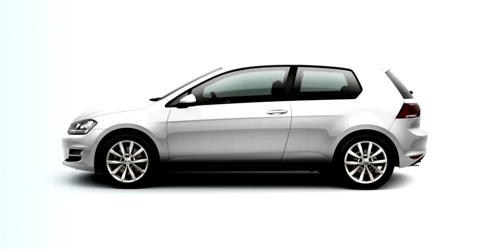 Volkswagen Golf VII 5 Doors 2012 #98