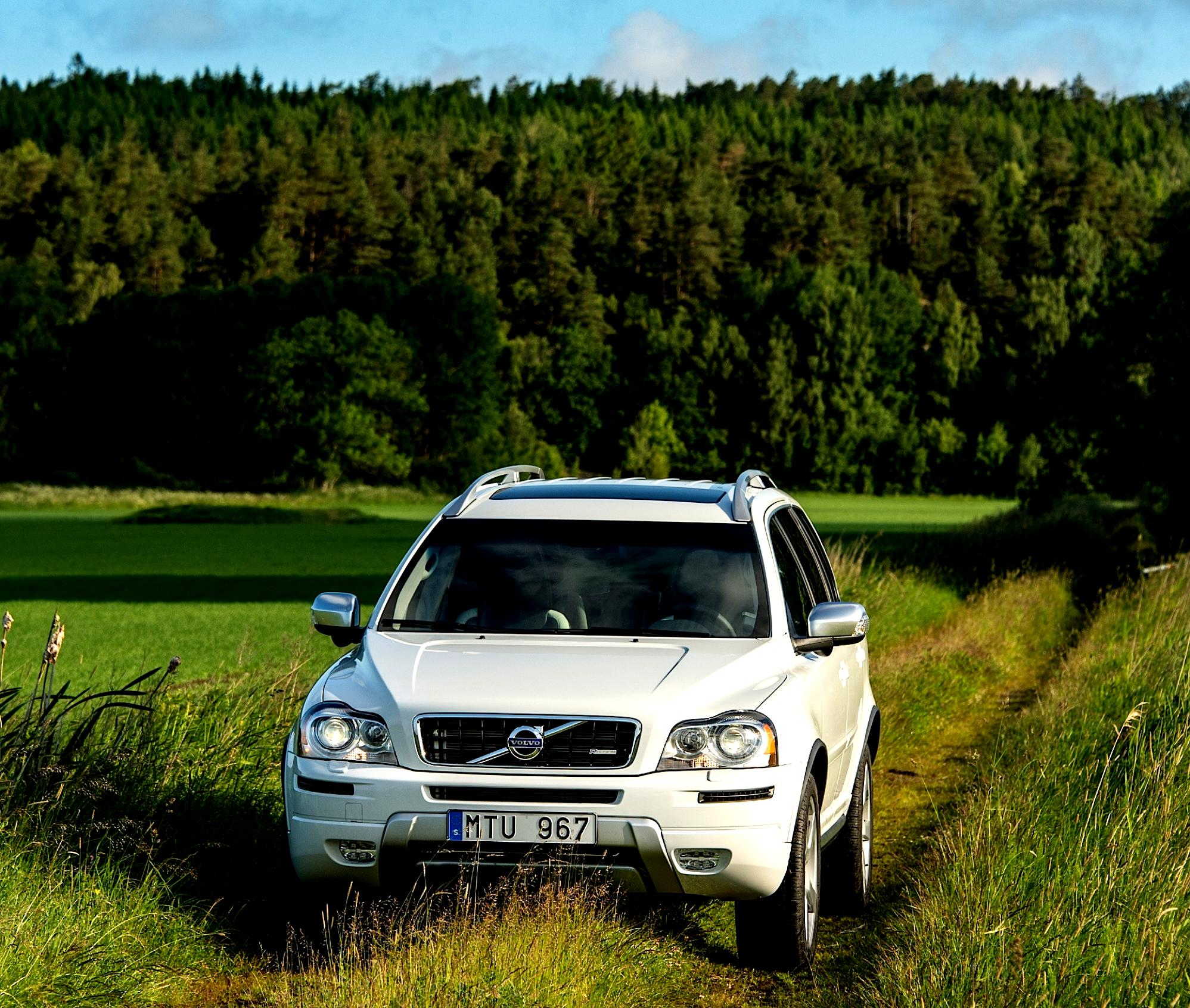 Volvo XC90 2007 On MotoImg.com