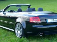Audi RS4 Cabriolet 2006 #2