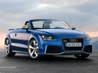 Audi TT RS Plus Roadster 2013 #2