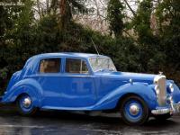 Bentley Mk VI Saloon 1946 #3