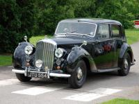 Bentley Mk VI Saloon 1946 #4