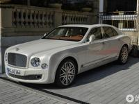 Bentley Mulsanne 2009 #3