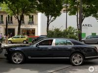 Bentley Mulsanne 2009 #4