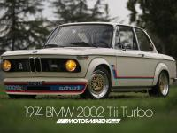 BMW 2002 Turbo 1973 #3