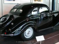 BMW 327 Coupe 1938 #3