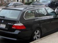 BMW 5 Series Touring E61 2007 #4